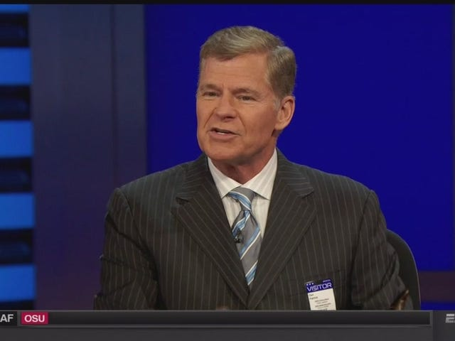 Dan Patrick Returns To <i>SportsCenter</i>; Still Manages A Subtle, Lasting Burn