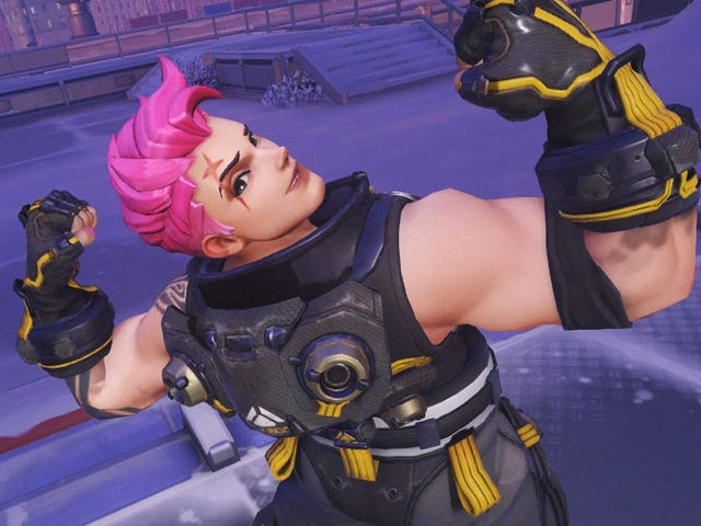 Report:Geguri Will Be The First Woman Signed To An Overwatch League Team