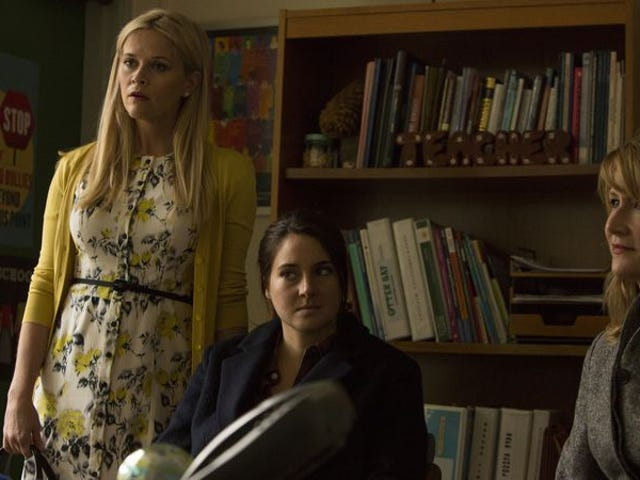 Reese Witherspoon goes full-on Flick in Big Little Lies