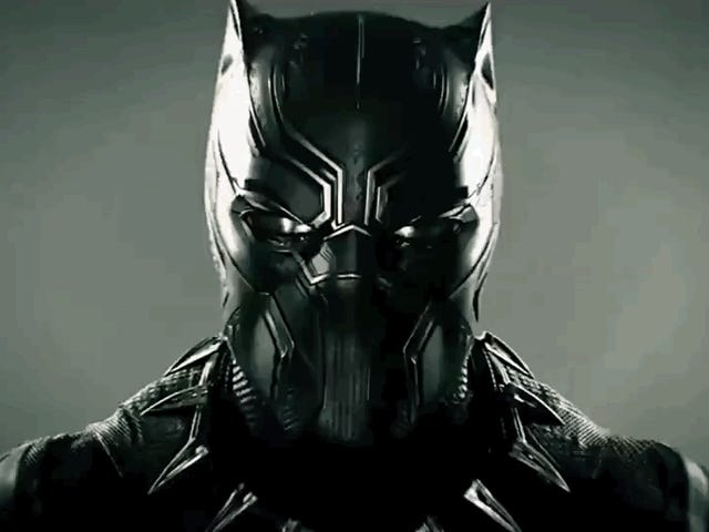 The Black Panther's Debut in the Marvel Cinematic Universe Is Pretty Much Perfect