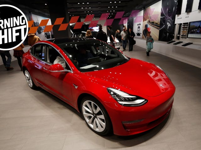 Tesla Doesn't Expect Profit This Quarter But Maybe Next
