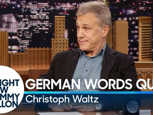 Why yes, there is a German word for it...