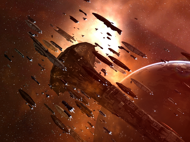 'If You're Playing EVE Online You Basically Already Have An MBA,' Says Player Who Built His Own Company [UPDATE]