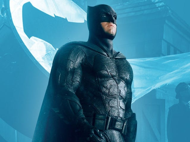 A New Rumor Suggests Ben Affleck Is Out as Batman (Again) [UPDATED]