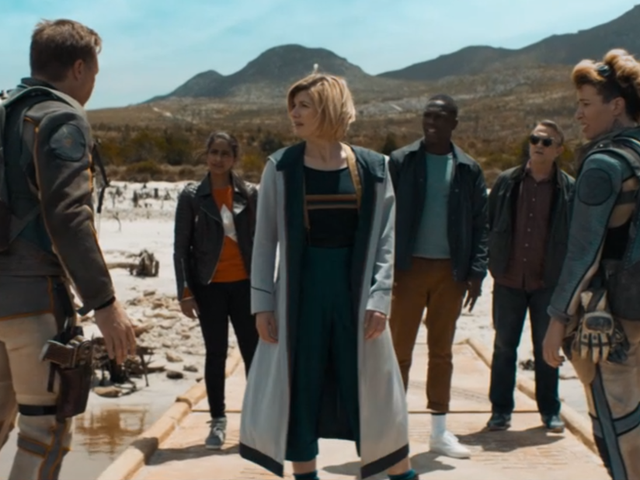 Doctor Who Series 11 - The Ghost Monument Review
