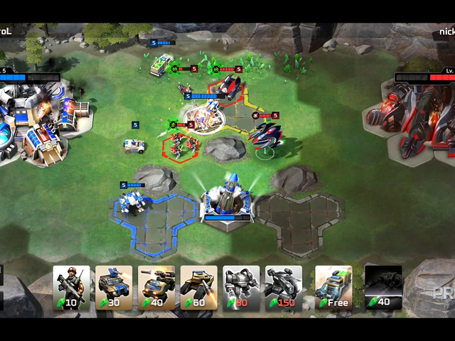EA Brings Back Command & Conquer... As A Mobile Game