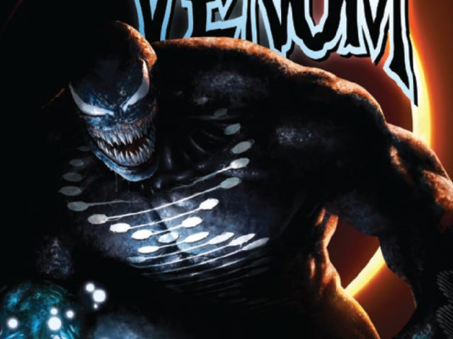Venom: The End is an early frontrunner for 2020's wildest superhero comic