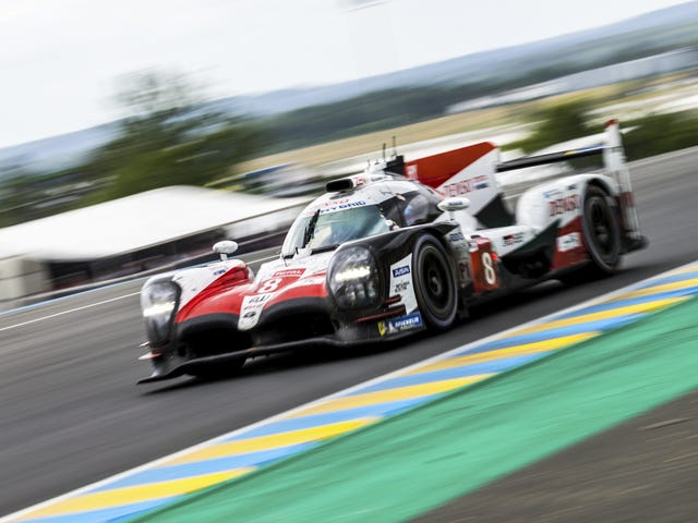 Toyota Wins The 24 Hours Of Le Mans With Precision From Pole