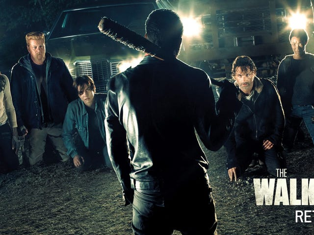 Трюк The Walking Dead Cliffhanger терпит неудачу, цифры зрителя снижаются на 27%
