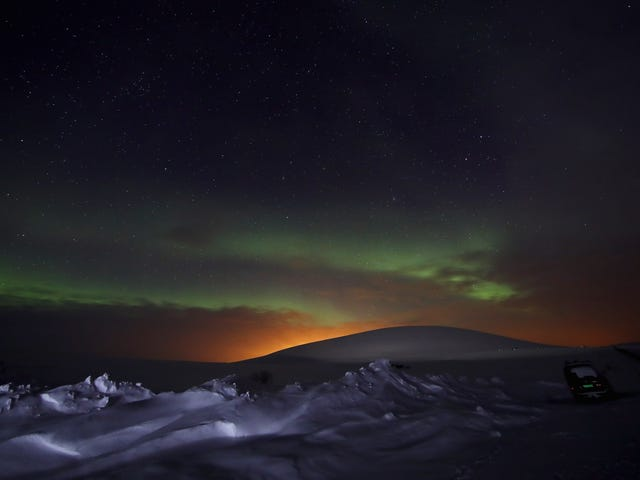 How to See the Northern Lights in the US Tonight