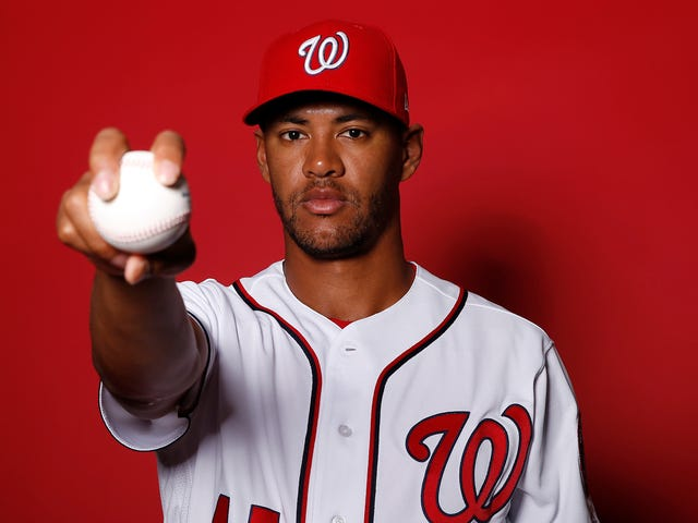 Max Scherzer Can't Go Tonight, So The Nationals Are Turning To, Um, Joe Ross?