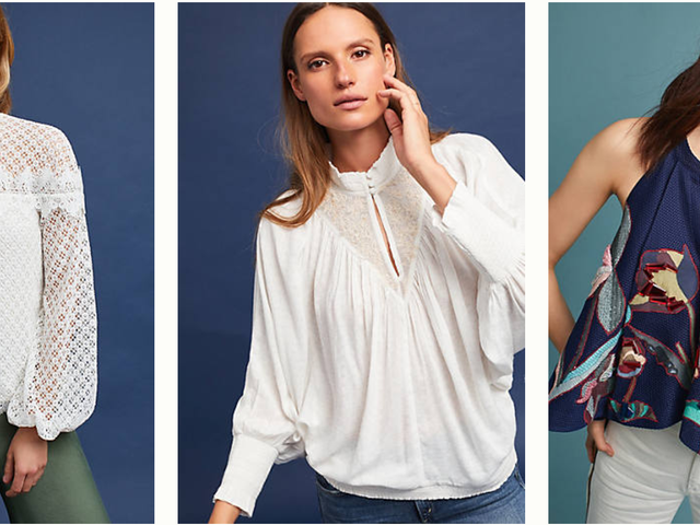 No One Wants to Wear a Going-Out Top Ever Again