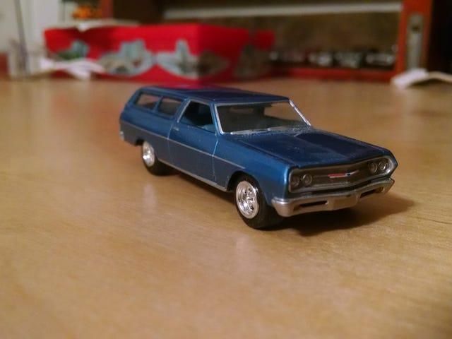 Wagon Wednesday: '65 Chevelle 2-door