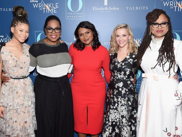 Ava DuVernay Has a Mother's Day Gift for Us All: A Wrinkle in Time Will Be Rereleased for Mother's Day Weekend!