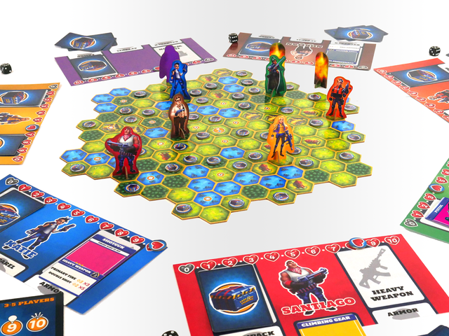 Even Board Games Are Going Battle Royale Now