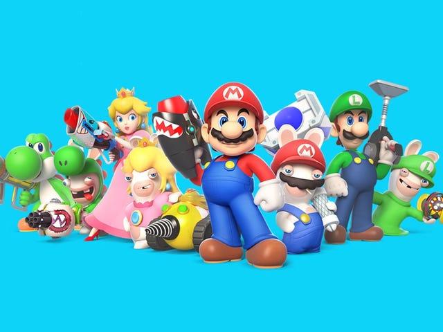 Mario + Rabbids Kingdom Battle, análisis: Der größte Mario de Mario Schalter (de momento) no es de Nintendo