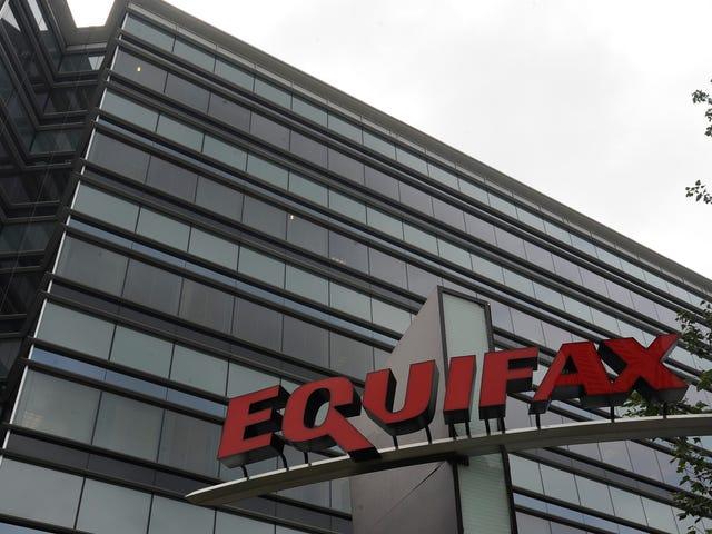 Hackers stjele personlig informasjon om 143 millioner amerikanske forbrukere fra kredittrapporteringsbyrået Equifax