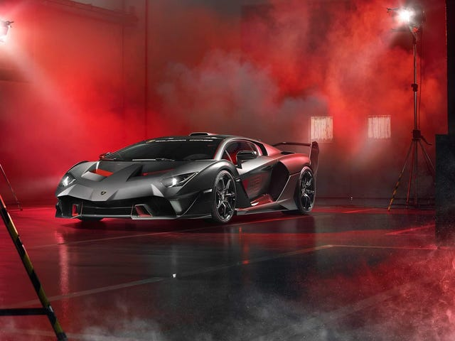 Oh Look Another Special Aventador
