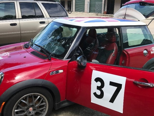At $7,000 Would You Drop the Hammer on This 2004 Mini Cooper MC40?