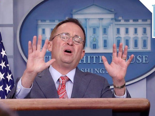 Stabschef i Det Hvide Hus: Ja, vi gjorde det!