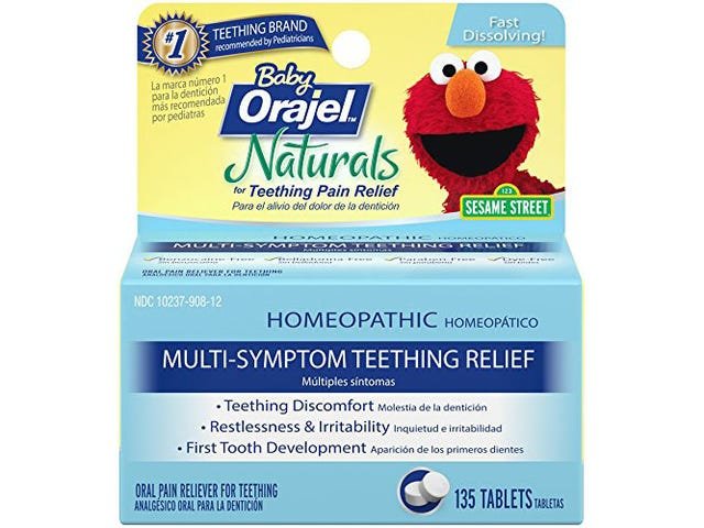 Homeopathic Teething Products Might Have Killed 10 Kids [Update]