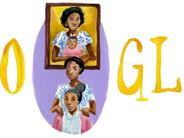 """""""Sobald Sie es bekommen, geben Sie es zurück"""": Georgia Teen zollt Mutter Tribut mit dem Gewinn von Google Doodle"""