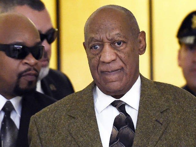 """El juez se queda parcialmente en el caso de difamación de Bill Cosby para """"Evitar el Predicamento de la Quinta Enmienda"""""""