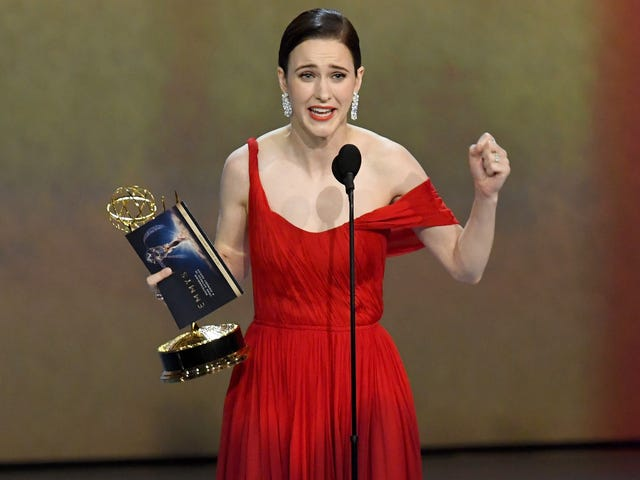 The Marvelous Mrs. MaiselWas the Easy Choice for an Emmys Sweep