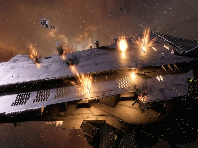 Warring EVE Online Factions Declare Peace, For Money