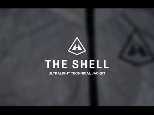 Hyperlite Has the Lightest Shell You'll Ever Pack