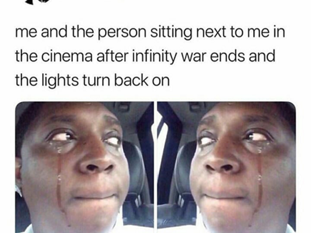 Avengers: Infinity War TOMORROW!!! OMG, OMG, OMG