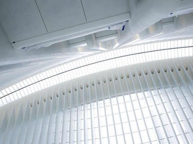 ดูภายในสถานีรถไฟที่แพงที่สุดที่เคยสร้างขึ้นด้วยวิดีโอ 360 องศานี้