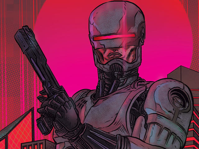 RoboCop Enters a Future of Crowdsourced Justice for New Comic SeriesCitizens Arrest