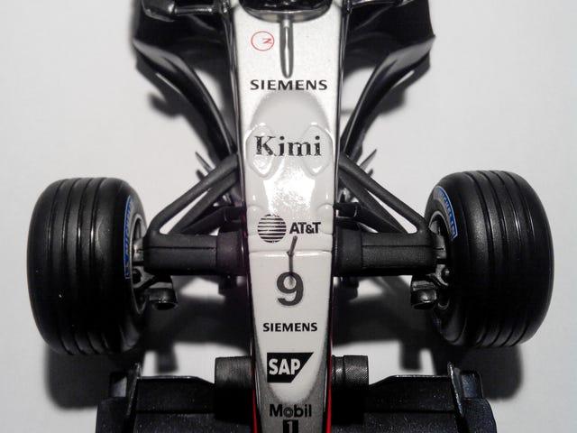 McLaren-Mercedes MP4-20