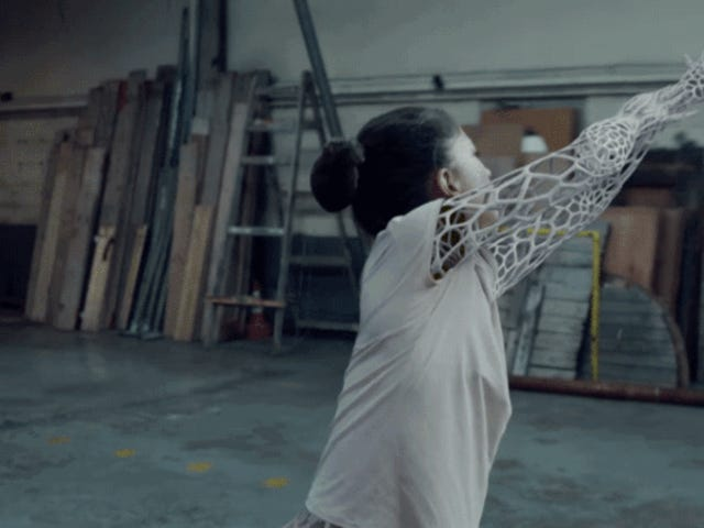 A Dancer Transforms Into a 3D-Printed Version of Herself in the New Chemical Brothers Video
