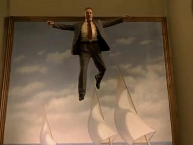 In honor of Christopher Walken's birthday today