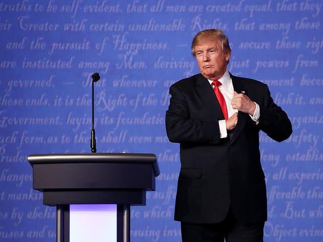 Ivanka Trump har faktiskt redan sett en Mulatto Cock: Hennes pappa