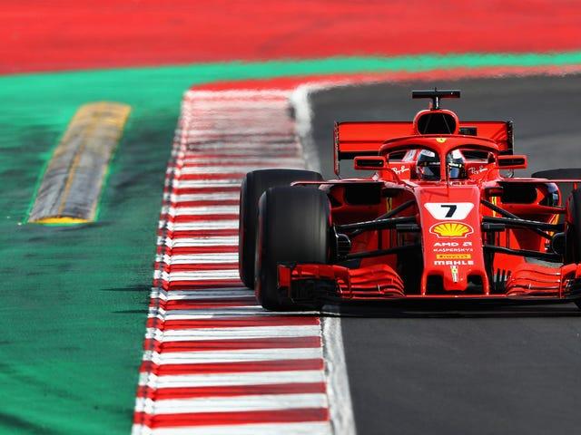 Pourquoi l'équipe Ferrari F1 a le pouvoir de veto Règles de la série