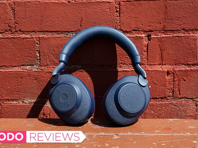 Jabra Changed How Noise-Canceling Headphones Work, and I Like It
