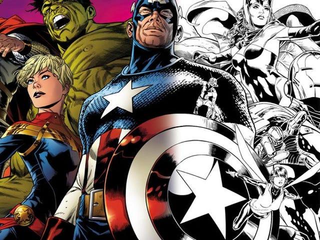 ฮีโร่ครอง C2E2 ด้วยประกาศสำคัญจาก Marvel และ DC