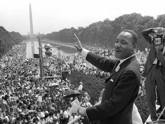 En ce jour de 1964, Martin Luther King Jr. a été annoncé comme le lauréat du prix Nobel de la paix
