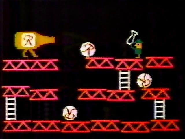 Rainier vs. Arcade