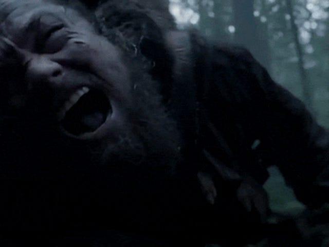 Hanya Banyak Leonardo DiCaprio Berteriak di <i>The Revenant</i>