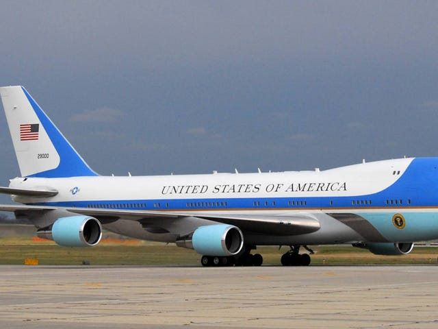 News: Air Force One possibly getting a redesign under Trump
