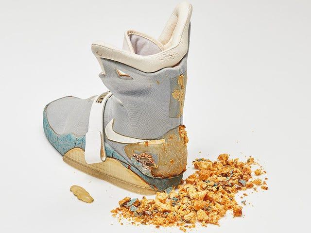 Το Original <i>Back To The Future II</i> αθλητικά παπούτσια αποδιοργανώνονται