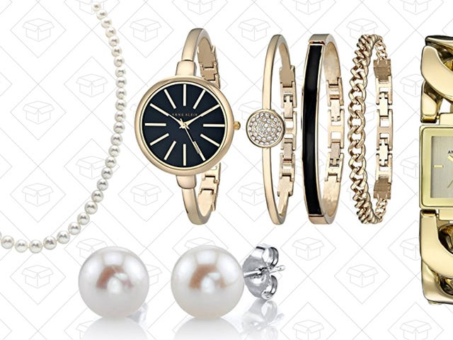 Save On Jewelry For Mom With Two Separate Sales from Amazon