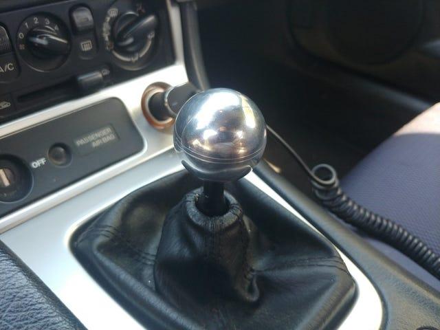 A Lesson in DIY Car Modification