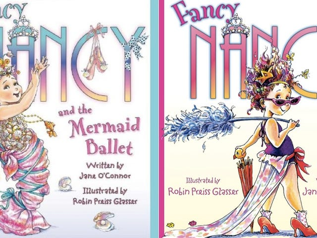 The Hugely Popular Fancy Nancy Is Coming to Kids' TV