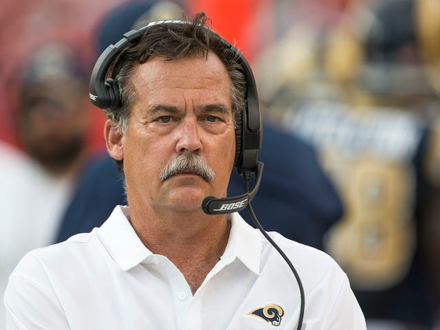 We'll Never Know The Full Extent Of Jeff Fisher's Crimes Against Football