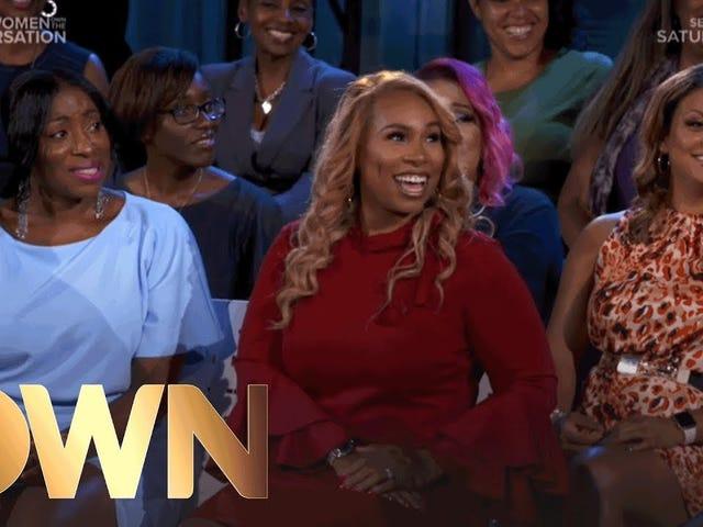 Mustat naiset, jotka omistavat keskustelun, keskustelevat mustista naisista